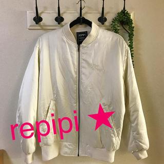 レピピアルマリオ(repipi armario)のレピピ ★ ブルゾン(ジャケット/上着)