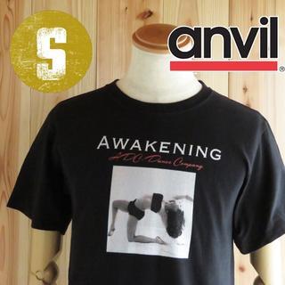 アンビル(Anvil)のHST116/Sサイズ/AWAKENING ADC ダンスカンパニー Tシャツ(Tシャツ/カットソー(半袖/袖なし))