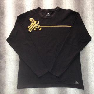 アディダス(adidas)の長袖Tシャツ(adidas)(Tシャツ/カットソー(七分/長袖))