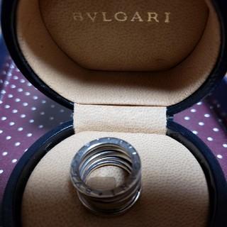 ブルガリ(BVLGARI)のBVLGARI ビーゼロワン WG #45(リング(指輪))