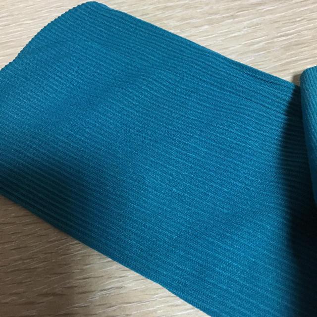 GU(ジーユー)のGU 新品未使用 タイツ グリーンブルー 最安値! レディースのレッグウェア(タイツ/ストッキング)の商品写真