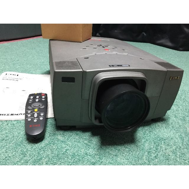 EIKI LC-X1100 ビデオプロジェクター(ジャンク)+交換ランプ スマホ/家電/カメラのテレビ/映像機器(プロジェクター)の商品写真