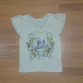 ミスティウーマン(mysty woman)のmistywomanTシャツ(Tシャツ(半袖/袖なし))
