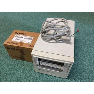 ヒューレットパッカード(HP)のHP DLT4000D テープストリーマーSCSI + テープ(その他)