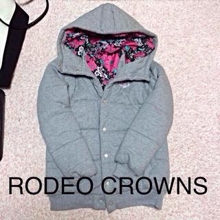 ロデオクラウンズ(RODEO CROWNS)のひかるん様 2月1日迄 お取り置き(ブルゾン)