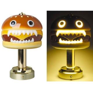 アンダーカバー(UNDERCOVER)の限定 Undercover ハンバーガーランプ Hamburger Lamp(テーブルスタンド)