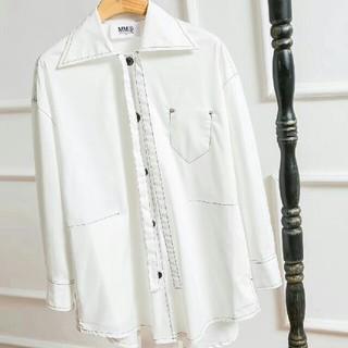 正規品※人気 MM6 シャツ サイズS