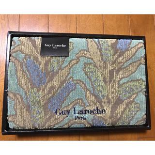 ギラロッシュ(Guy Laroche)の新品未使用 Guy Laroche PARIS バスタオル(タオル/バス用品)