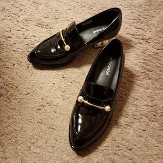 ジェフリーキャンベル(JEFFREY CAMPBELL)のジェフリーキャンベル パール ローファー(ローファー/革靴)