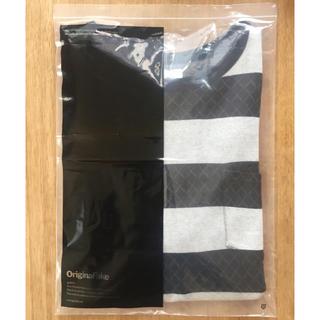 メディコムトイ(MEDICOM TOY)のoriginal fake KAWS ボーダーTシャツ オリジナルフェイク (Tシャツ/カットソー(半袖/袖なし))