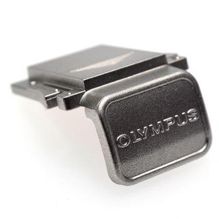 オリンパス(OLYMPUS)のオリンパス 純正 ホットシューカバー シルバー マイクロフォーサーズ PEN 用(その他)