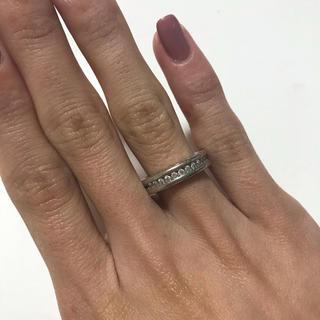 ブルガリ(BVLGARI)のブルガリ ダイヤリング 値下げ(リング(指輪))