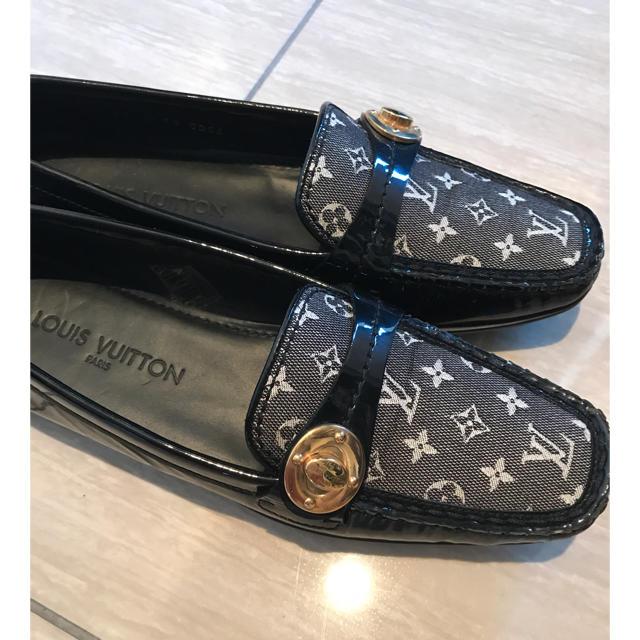 ルイ、ヴィトン、靴