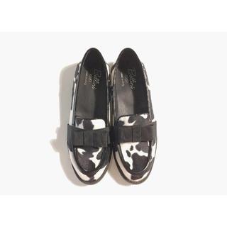 ディエゴベリーニ(DIEGO BELLINI)のDiego Bellini リボンローファー(ローファー/革靴)