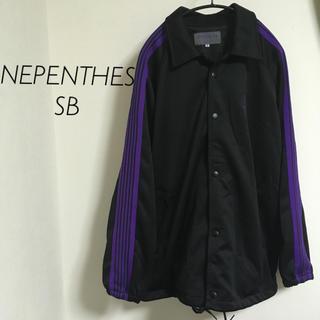 ネペンテス(NEPENTHES)のNEPENTHES SB COACH JACKET BEAMS(ブルゾン)
