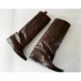 アパルトモンドゥーズィエムクラス(L'Appartement DEUXIEME CLASSE)のアパルトモン 別注 HENRY BEGUELIN エンリーベグリンペコスブーツ(ブーツ)