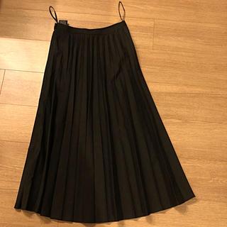 ユニクロ(UNIQLO)のユニクロ UNIQLO プリーツスカート(ロングスカート)