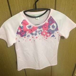 アディダス(adidas)のバドミントン Tシャツ(バドミントン)