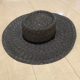 ルームサンマルロクコンテンポラリー(room306 CONTEMPORARY)のカンカンハット(麦わら帽子/ストローハット)
