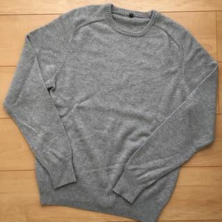 ムジルシリョウヒン(MUJI (無印良品))の無印良品 カシミアセーター(ニット/セーター)