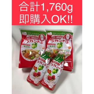 サラヤ(SARAYA)の【ダイエット・糖質制限】ラカントS顆粒600g 2個 液状280g2個セット(ダイエット食品)