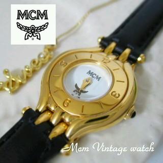 エムシーエム(MCM)のベルト新品 MCM レディース(腕時計)