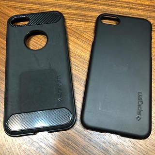 シュピゲン(Spigen)のiPhone7 ケースセット シュピゲン(iPhoneケース)