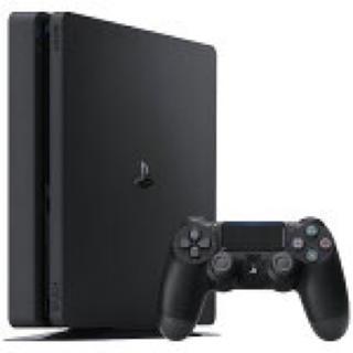 PS4 slim 500GB (家庭用ゲーム本体)