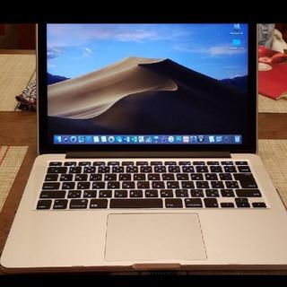 マック(Mac (Apple))のMacBook Pro(Retina,13,Early 2015)充電35回(ノートPC)