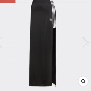 アディダス(adidas)の半額セール‼️希少サイズOT❣️アディダスオリジナルスロングスカート(ロングスカート)