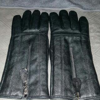 ジャンフランコフェレ(Gianfranco FERRE)のレザーグローブ(手袋)