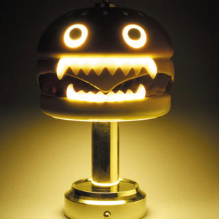 アンダーカバー(UNDERCOVER)のUNDERCOVER × MEDICOM TOY HAMBURGER LAMP(その他)