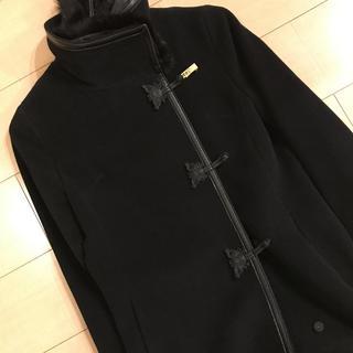 VIVIENNE TAM 黒のロングコート