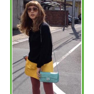 シェロー(chereaux)の値下げ♡chereaux シェロー ミニスカート(ミニスカート)