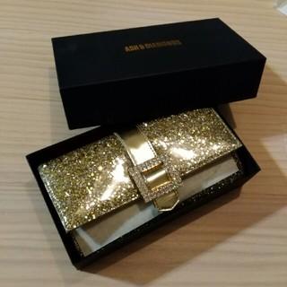 アッシュアンドダイアモンド(ASH&DIAMONDS)のash&diamonds 長財布  新品未使用(財布)