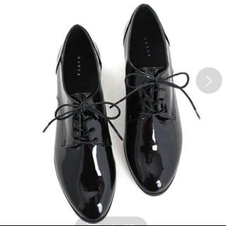 ランダ(RANDA)のレースアップシューズ(ローファー/革靴)