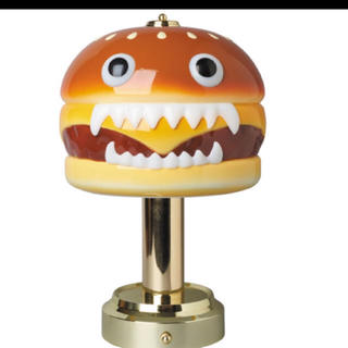 アンダーカバー(UNDERCOVER)のUNDERCOVER × MEDICOM TOY HAMBURGER LAMP(フロアスタンド)