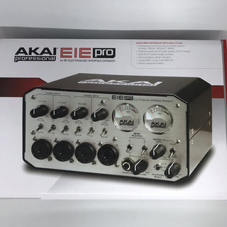 AKAI EIE pro USBオーディオ インターフェイス(オーディオインターフェイス)