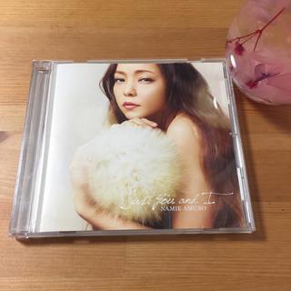 [ハル様専用]Just you and i  安室奈美恵 CD 結婚式 BGM(ポップス/ロック(邦楽))