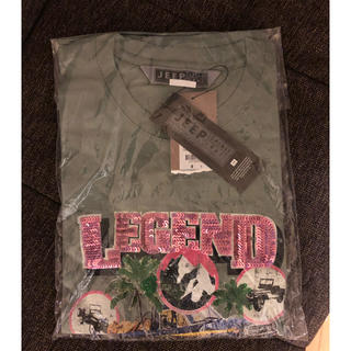 ジープ(Jeep)のJEEP メンズTシャツ(Tシャツ/カットソー(半袖/袖なし))