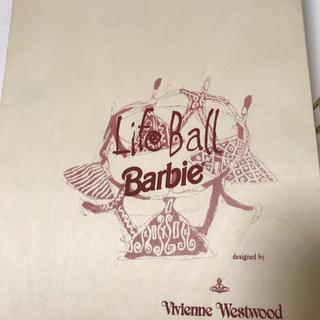 バービー(Barbie)のマテル Life Ball Barbie Vivienne Westwood(ぬいぐるみ/人形)