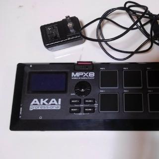 AKAI  MPX8  サンプラー(その他)