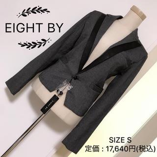 エイトバイ(Eight by)のEIGHT BY テーラード ジャケット(テーラードジャケット)
