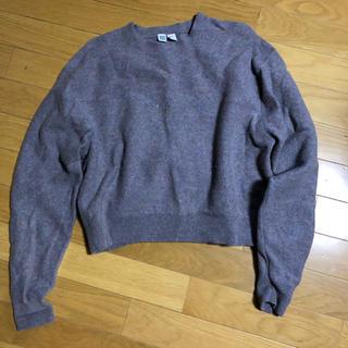 ユニクロ(UNIQLO)のはぴみる様専用 UNIQLO セーター(ニット/セーター)