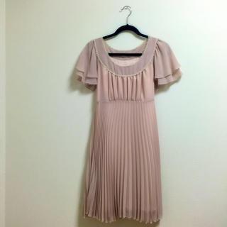 パウダーシュガー(POWDER SUGAR)のパウダーシュガー ピンクドレス♡(その他ドレス)