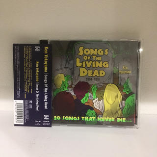 ハイスタンダード(HIGH!STANDARD)のSongs Of The Living Dead/KEN YOKOYAMA(ポップス/ロック(邦楽))