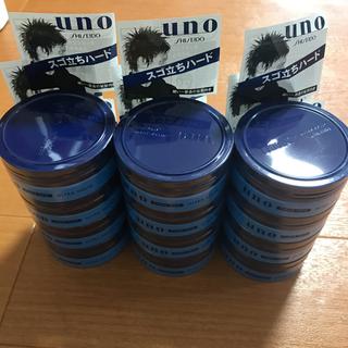 ウーノ(UNO)の新品 12個セット ウーノ ウルトラソリッドn(ヘアワックス/ヘアクリーム)