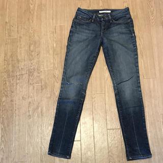 ジョーズジーンズ(JOE'S JEANS)の● joe's jeans ヴィンテージ スキニー デニム    サイズ23(デニム/ジーンズ)