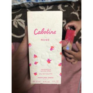 グレカボティーヌ(GRES CABOTINE)のCabotine rose (香水(女性用))