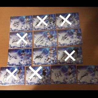 アイエルバイサオリコマツ(il by saori komatsu)の‼️BBM 卒業 第2弾‼️2016GENESIS クロス直筆サイン 全部7枚(シングルカード)